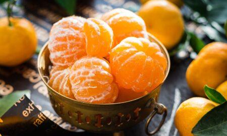 Ce se întâmplă daca consumi o mandarină pe zi? Efect nebănuit asupra organismului