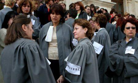 Ministerul de Justiție a cedat presiunilor sindicatelor. Care vor fi beneficiile anjagaților