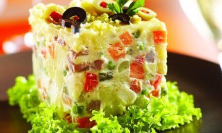Nutriționistul spune adevărul despre salata de boeuf. Cum o mâncați ca să nu vi se aplece!