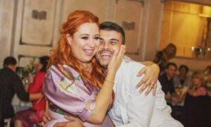 Oana Roman, imagine în brațele fostului soț: Probabil de aceea este atât de frumoasă