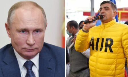 """George Simion dă cărțile pe față. Care este relația între AUR și Vladimir Putin. """"Să nu ne mai ascundem după tufiș"""""""