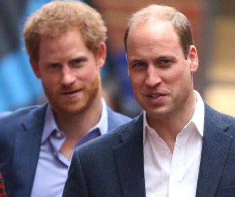 Cine este fratele Prinților William și Harry. Secretul care zguduie Casa Regală!