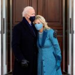 """Moment penibil la Casa Albă după ceremonia de învestire. Televiziunile nu au transmis asta. """"Ne deschide și nouă ușa cineva, vă rugăm?"""""""