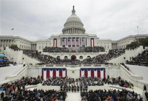 Spectacol grandios la ceremonia de investire a lui Joe Biden. Lady Gaga şi Jennifer Lopez, prezente la Washington