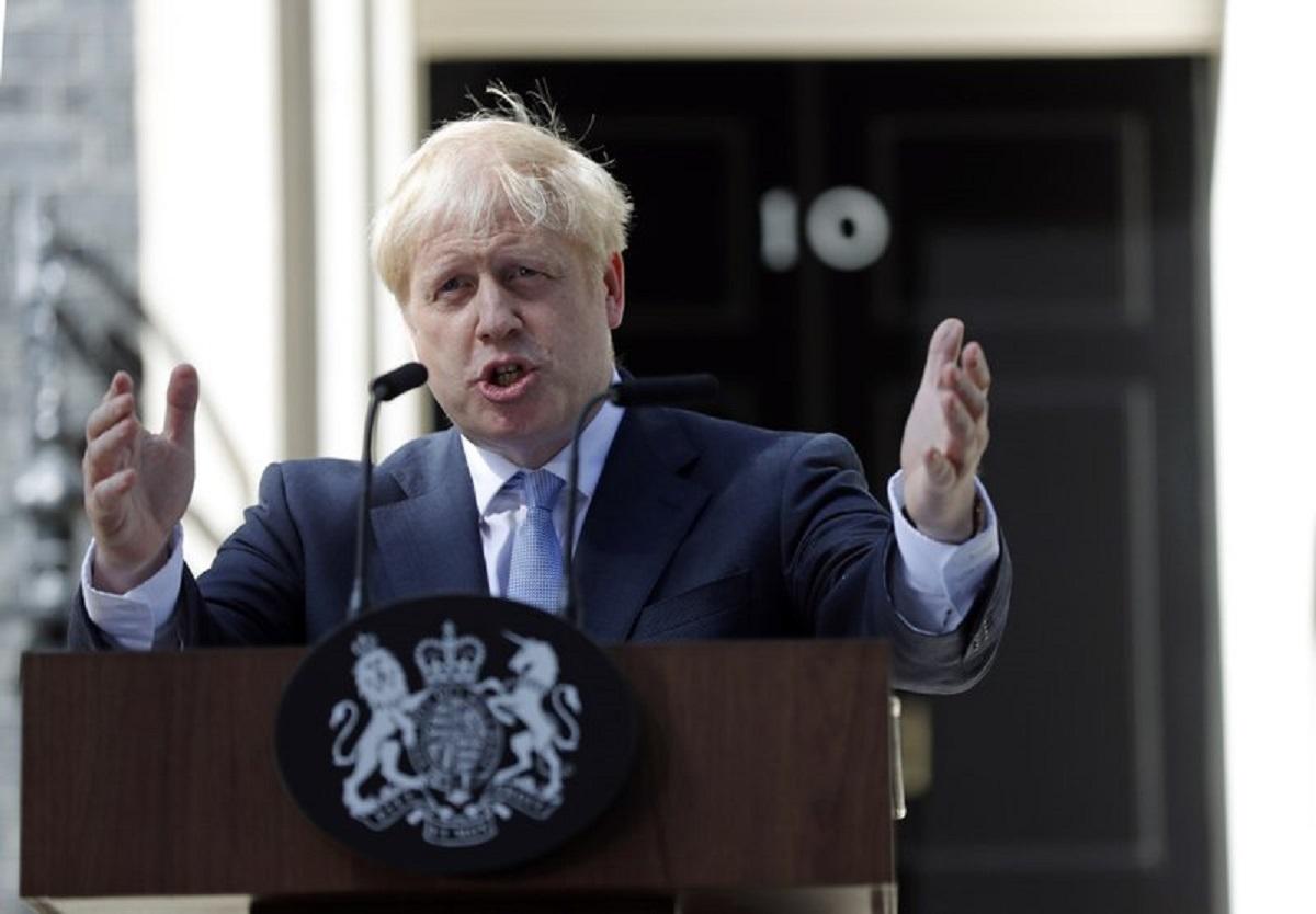 """Strategia lui Trump, greșită. Boris Johnson: """"Condamn fără rezerve"""""""