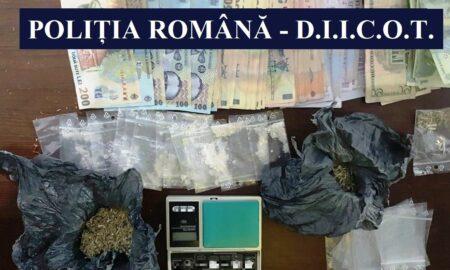 DIICOT pune tunurile pe cei care fac trafic de droguri. Ce au descoperit oamenii legii