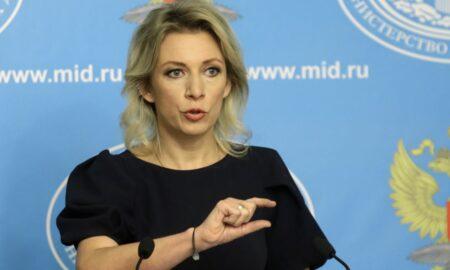 Declarația unui oficial rus înainte de ceremonia de investire a lui Joe Biden ca președinte al SUA. Maria Zaharova lansează bomba!