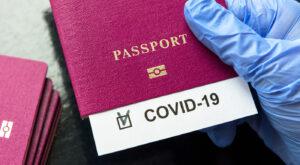 """Este """"obligatorie"""" vaccinarea opțională? Primele state care introduc pașaportul COVID"""