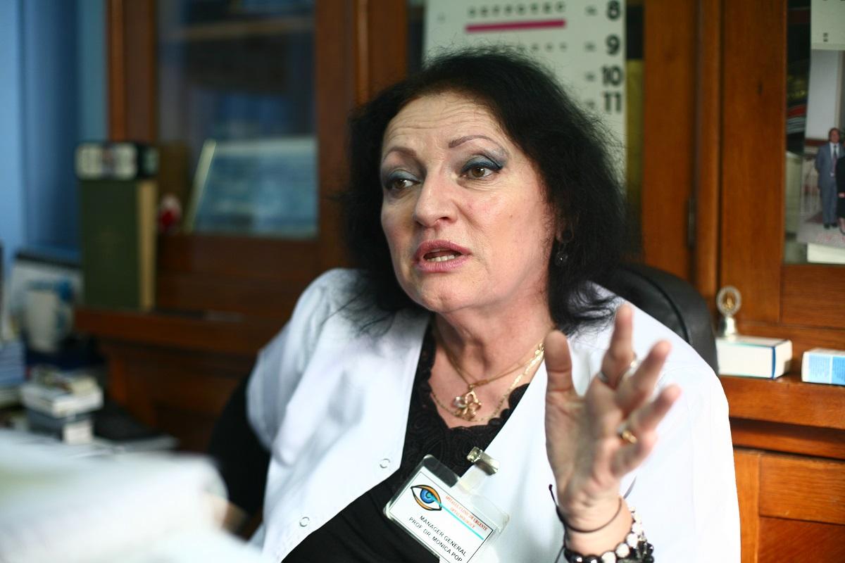 Medicul Monica Pop: Se apropie o revoluție. Lucrurile nu pot continua așa