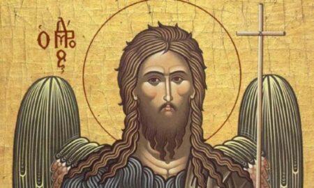 Incredibila viață a Sfântului Ioan Botezătorul. Povestea te va cutremura