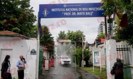 Dosar penal in rem deschis în cazul incendiului de la Institutul Matei Balş!