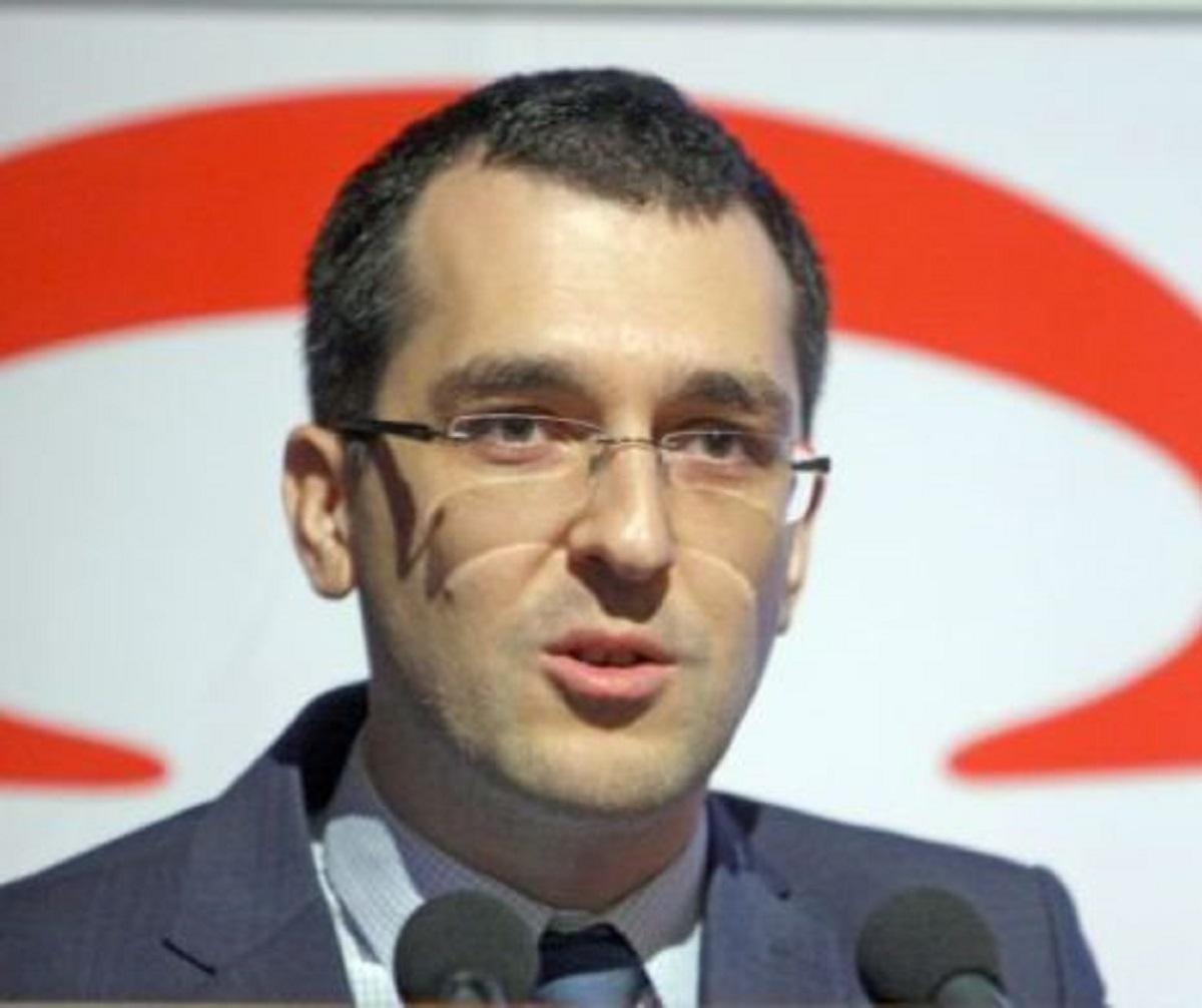 Vlad Voiculescu l-a demis din funcție pe managerul Spitalului Matei Balș. Cine vine?