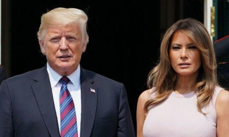 """Mesajul de rămas bun de la Casa Albă. Melania Trump: """"Ultimii patru ani au fost de neuitat"""""""