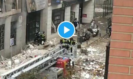 Ultimă oră: Explozie puternică în Madrid