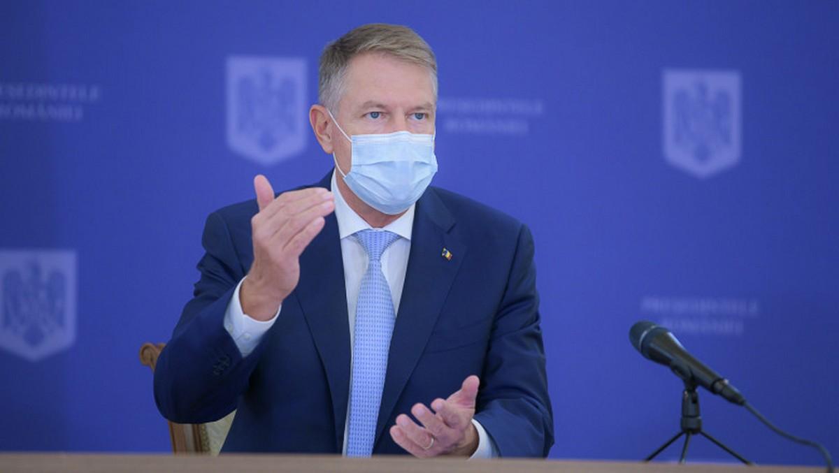 Klaus Iohannis, informații despre școli. Ce s-a decis după creșterea cazurilor de coronavirus