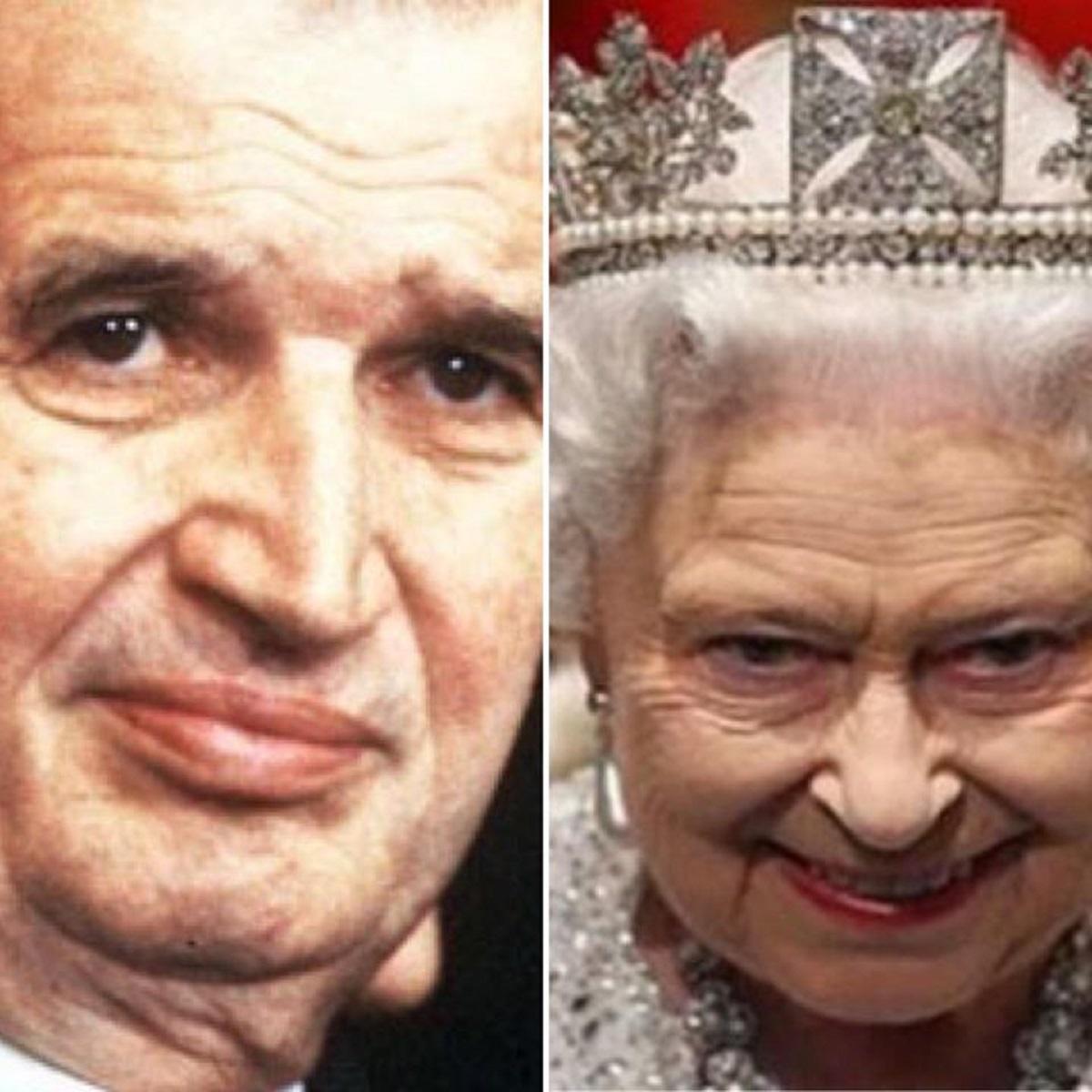 Legătura secretă dintre Regina Elisabeta și Nicolae Ceaușescu. Dezvăluiri explozive despre vizita dictatorului la Palatul Buckingam