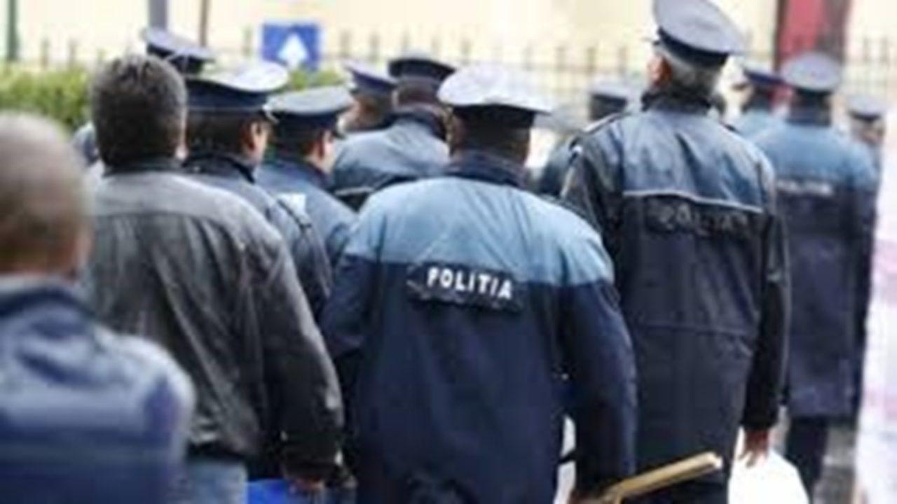 """Polițiștii dau ultimatum Guvernului Cîțu. """"Vom acţiona doar la solicitări. Intervenim doar la 112"""""""
