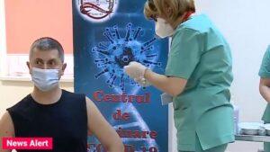 Dan Barna și Kelemen Hunor s-au vaccinat anti-COVID. Primele declarații oficiale!