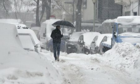 Iarna își arată mușchii. Val de aer polar în toată țara. La ce să ne așteptăm în zilele următoare