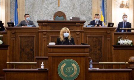 Premieră în Senatul României. Pentru prima oară în ultimii 30 de ani se întâmplă asta