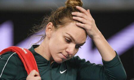 Simona Halep, terminată de durere! Ce s-a întâmplat în timpul meciului cu Ajla Tomljanovic