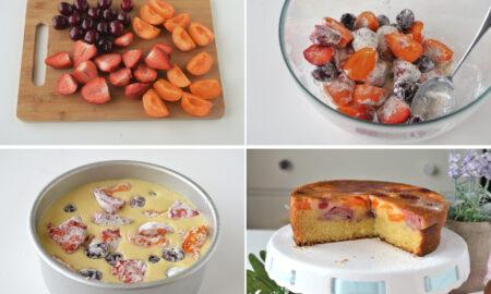 Prăjitura 12 linguri. Rețeta celui mai rapid și gustos desert
