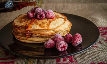 Rețetă: Clătitele dietetice fără zahăr. Un deliciu garantat de Andreea Marin
