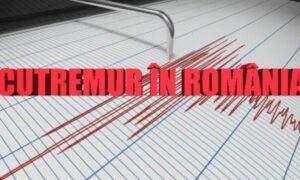 Mișcările telurice sunt tot mai dese în România. Două cutremure în numai două ore