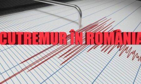 """Cutremure în lanț, în România. """"S-a auzit un vuiet!"""""""