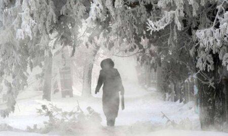 Iarnă în mijlocul lunii Martie. Cea mai puternică ninsoare din ultimii 10 ani, într-un judet din România