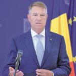 Klaus Iohannis: Stăm extraordinar de bine cu această campanie de vaccinare