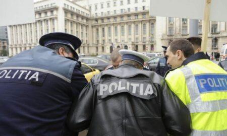 Săptămână de foc în Capitală. Polițiștii amenință Guvernul Cîțu. Programul protestelor angajaților în MAI