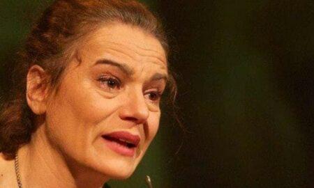 Maia Morgenstern a fost criticată dur! Imagini incredibile surprinse cu celebra actriță