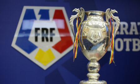 Programul partidelor de fotbal din sferturile de finală ale Cupei României