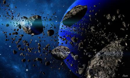 """Pâmântul """"amenințat"""" de un asteroid periculos.Evenimentul poate fi văzut și din România"""