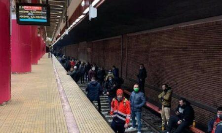 Acțiunea ilegală de la metrou a produs pagube de 2,8 milioane de lei. Decizie în premieră a companiei Metrorex