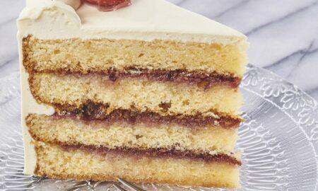 Tortul Mimoza, special pentru ziua de 8 Martie. Rețeta originală din 1950