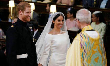S-au căsătorit Harry și Meghan înaintea nunții oficiale? Arhiepiscopul de Canterbury spune adevărul