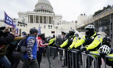 """O nouă alertă zguduie SUA. Poliția Capitoliului a fost mobilizată. """"Luăm informaţiile în serios"""""""