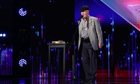 Luca Simion a făcut show la Românii au Talent. Povestea impresionantă a bărbatului i-a lăsat fără cuvinte pe jurați