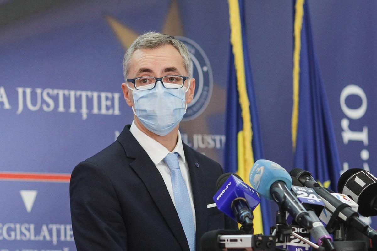 Florin Cîțu l-a demis pe ministrul Justiției, Stelian Ion. Coaliția este, din nou, în pericol