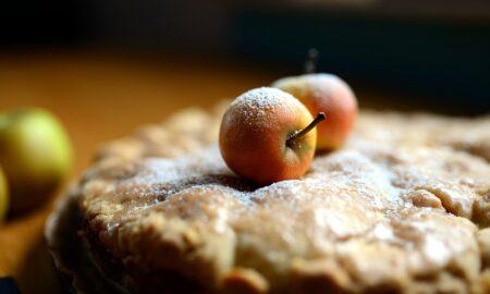 Prăjitură de post, fără blat. Gustul ne amintește de copilărie