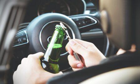 Acțiune de amploare a Poliției Rutiere! Sute de abateri privind conducerea sub influența alcoolului sau drogurilor