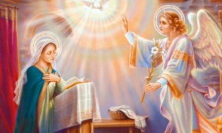 Acatistul Bunei Vestiri a Maicii Domnului. Împlinește și cea mai profundă dorință