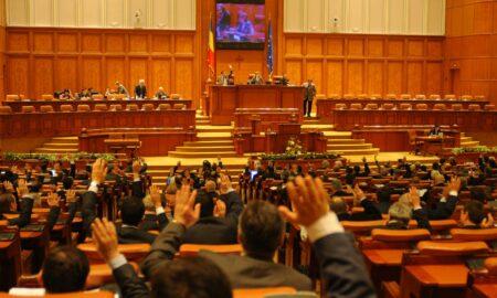 Circ trist în Parlamentul României. Dacă nu ar fi trist am râde, dar de cine?