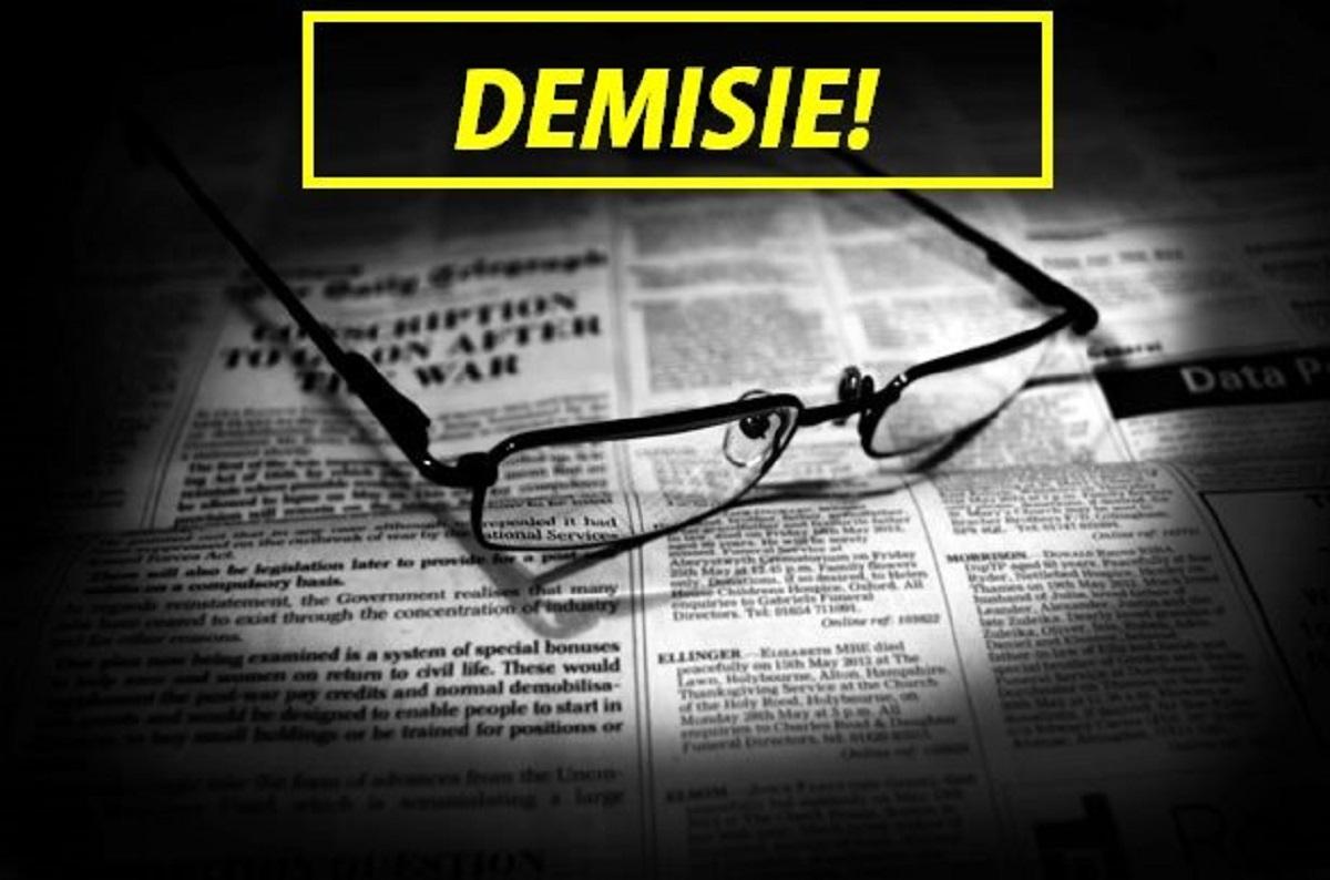 Demisie de răsunet în politică. Este anunțul momentului: NU pot fi de acord cu ei!