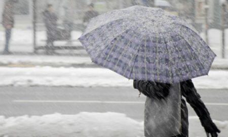 De ce ninge la finalul lunii martie? Explicația unui climatolog te va uimi