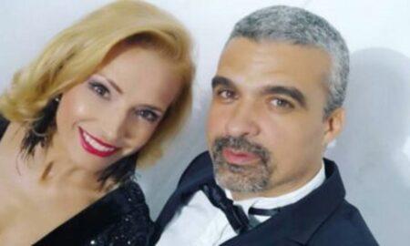 Aurelian Temișan și Monica Davidescu,