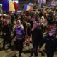 A șasea zi de proteste, românii se revoltă pe stradă