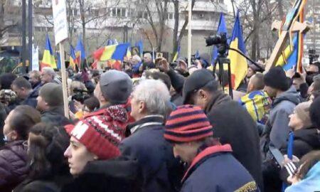 Proteste 2021. Șeful Jandarmeriei reacționează după manifestațiile împotriva restricțiilor sanitare